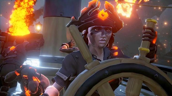 《盜賊之海》:讓玩家們共同創作故事