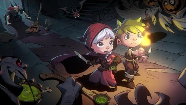 《月圓之夜》已登陸WeGame,小紅帽開始了新冒險