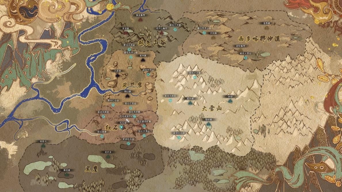 """西域大漠中的""""2D騎馬與砍殺""""?《部落與彎刀》Steam搶先體驗版上線"""
