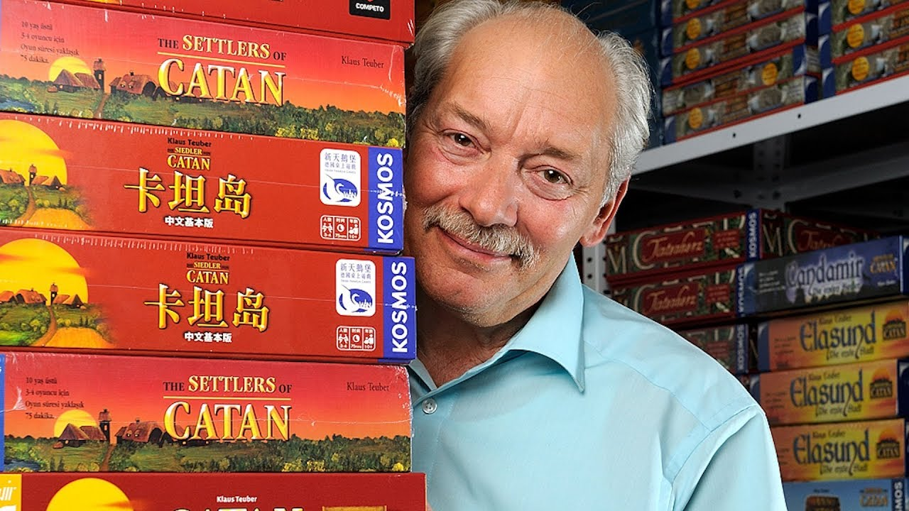 風靡全球25年:桌游《卡坦島》誕生記