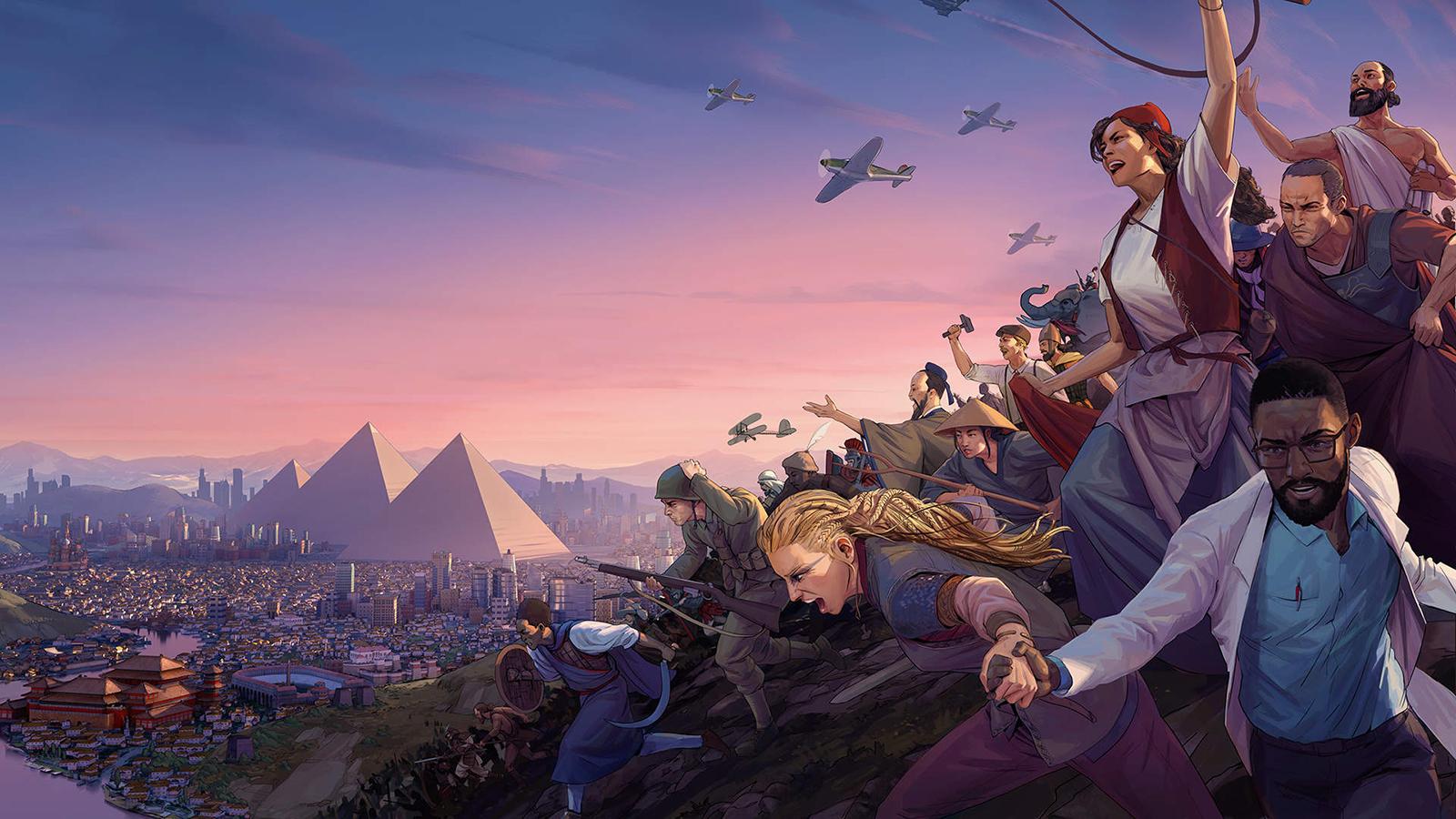 策略游戲為什么不能反映文化的演變和融合?現在,挑戰者來了