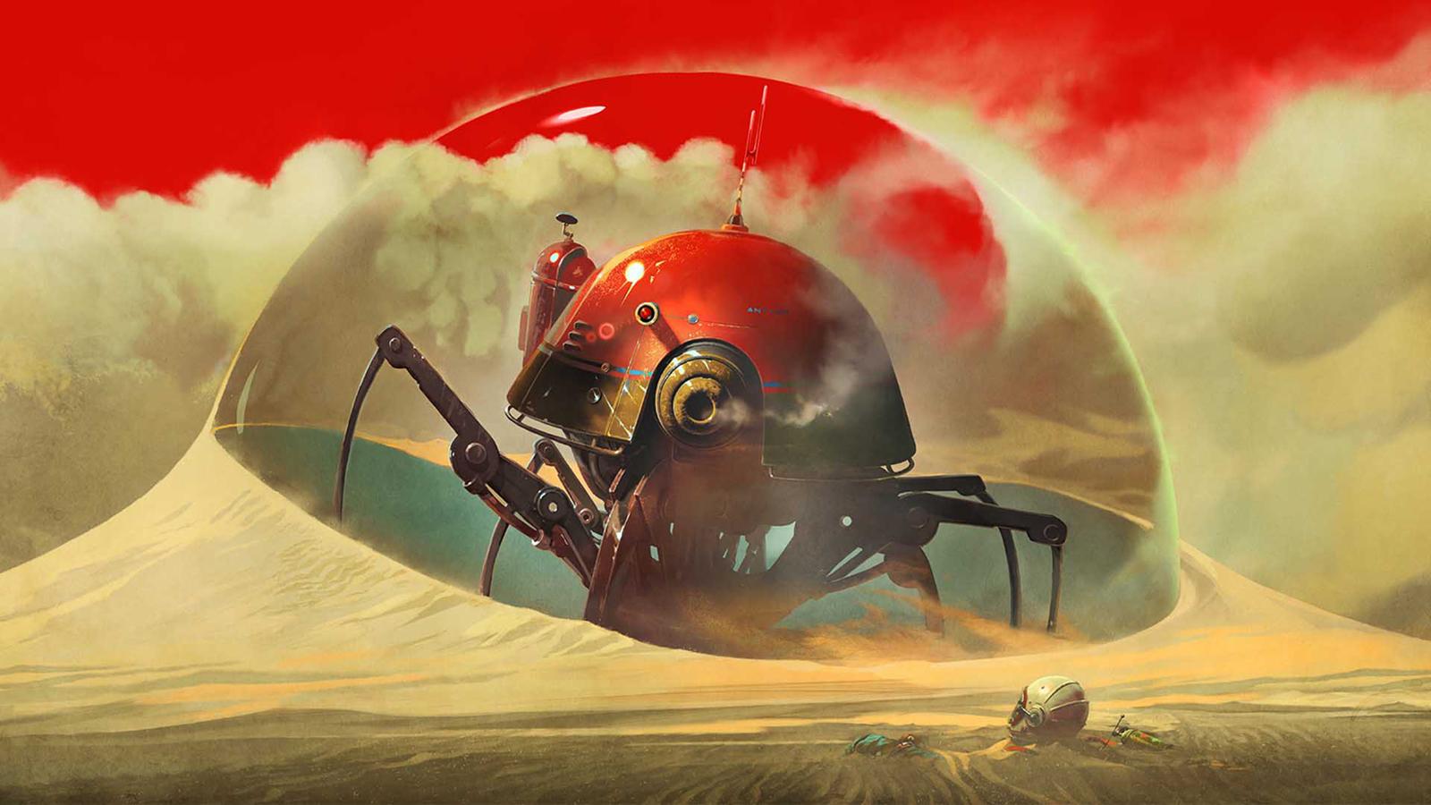 《群星》《無敵號》中描述的自我復制機器是什么?